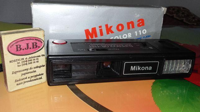 Aparat fotograficzny Mikona Super Color 110