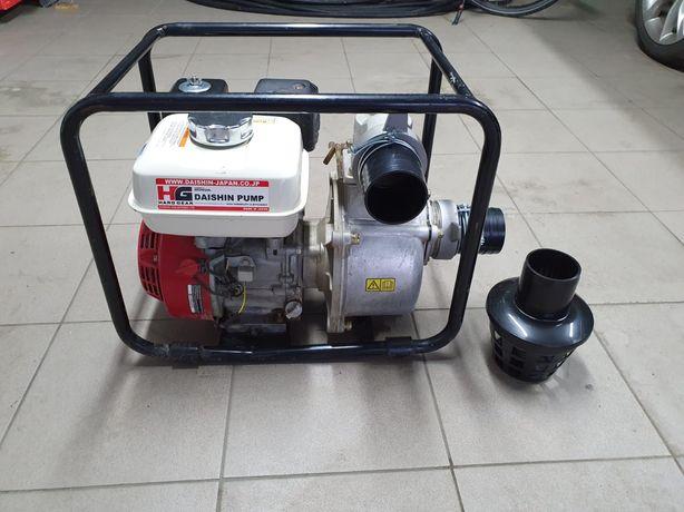 Honda SST80 Motopompa półszlamowa do wymiany gaźnik
