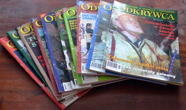 Magazyn ODKRYWCA - rocznik 2002