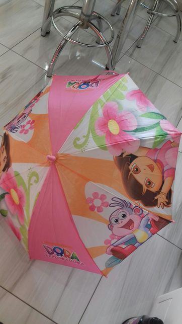 Parasolka Dora i Butek