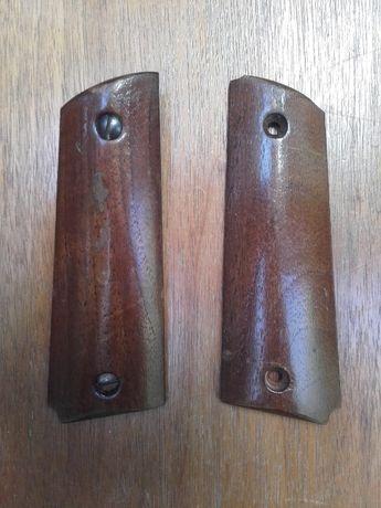 Drewniane okładziny do wiatrówka Colt 1911 - Colter - Walter - Umarex