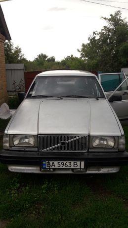 Volvo 740 Вольво 740