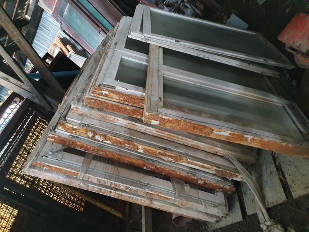 Okna drewniane różne rozmiary