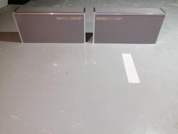 zabudowa nadkoli vw Crafter nowy model skrzynki okute aluminium
