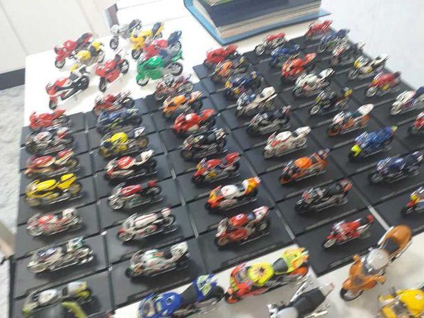 Coleção Super Motos, Maisto 60+52  & Coleção de 15 modelos Vespa