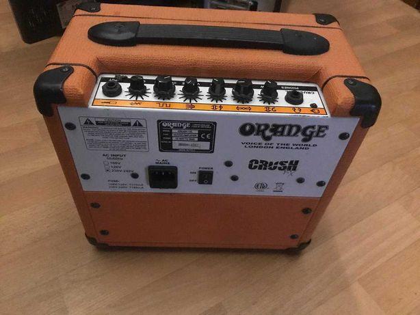 Гитарный Комбоусилитель  Orange Crush 12