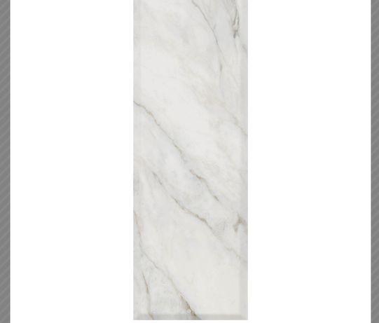 Плитка Буонарроті білий грань обрізний 30х89,5