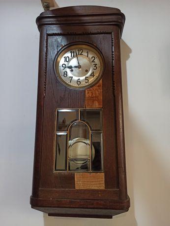 Antyk zegar wiszący sprawny
