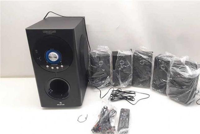 AUNA system głośników 5.1 USB SD AUX Bluetooth
