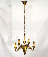 Lampa wisząca żyrandol mosiądz /Meble Stylowe Grodzisk Mazowiecki