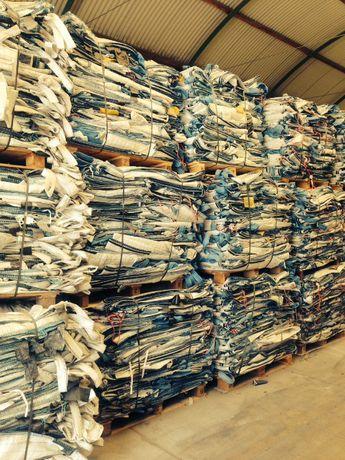 Big Bag Worki Używane 90x90x105 cm