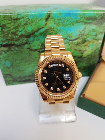Zegarek męski Rolex Datejust 41 mm automat kartonik  Premium AAA