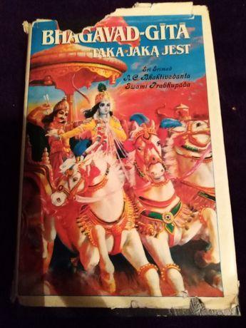 Bhagavad-Gita Taka jaką jestem