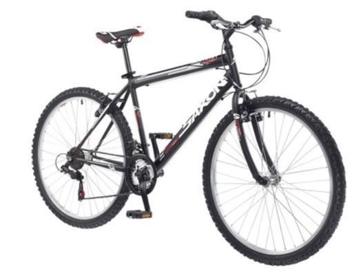 Solidny rower górski MTB Saxon Summit koła 26'' Shimano