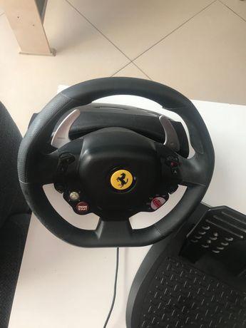 Kierownica thrustmaster Ferrari