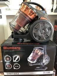 Пылесос Blumberg DM-1602 3500W, контейнер 3,5 литра, пылесос циклон