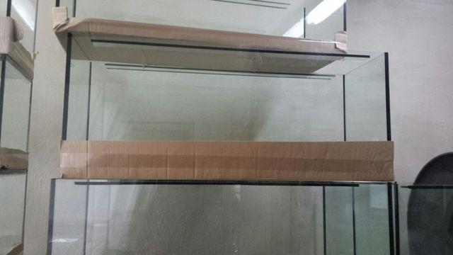 Alwarium 120x40x50 240L 8mm Nowe Gwarancja WYSYLKA