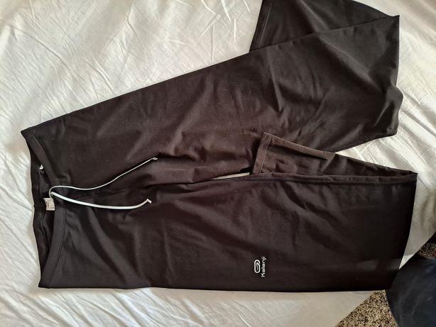 Spodnie dresowe z Decathlonu 40