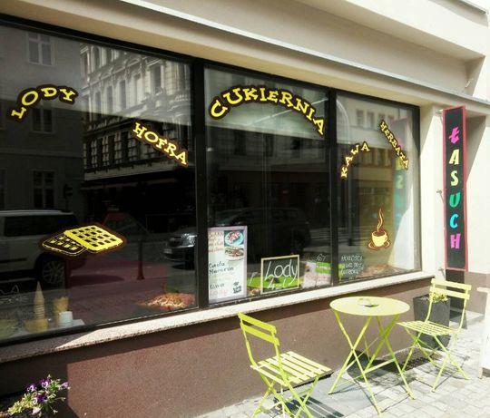 продается кафе с фирмой Польша