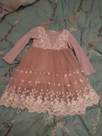 Святкова сукня для принцеси