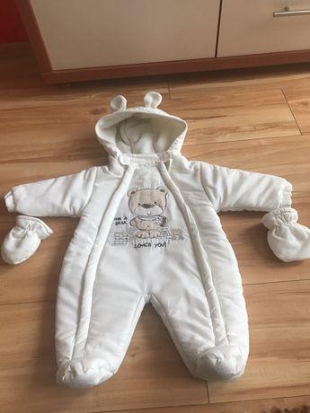 Kombinezon dla dziecka 0-3 miesiące