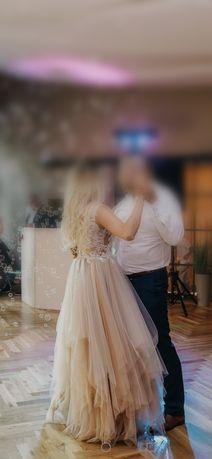 Suknia ślubna Consuella
