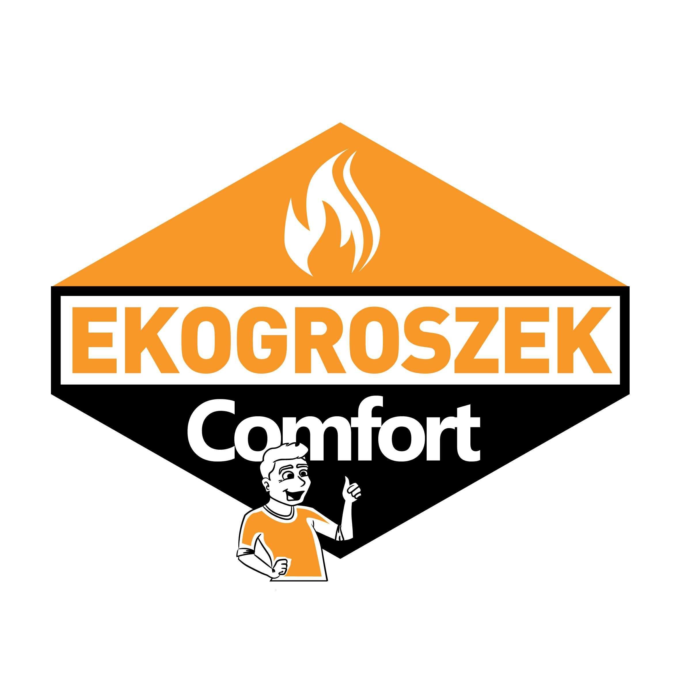 Ekogroszek COMFORT 40 x 25 kg (JG)