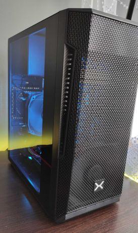 Komputer stacjonarny Intel i3-10100F GTX 1650 SUPER 4GB Gwarancja