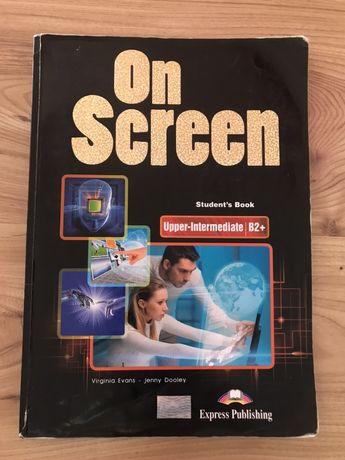 On Screen- podręcznik do j.angielskiego