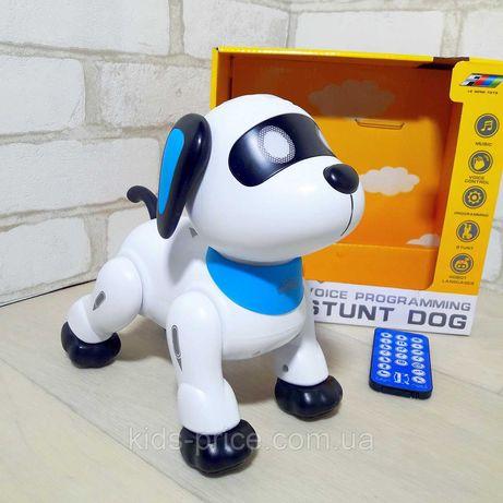 АКЦИЯ 1 день! Интерактивная собака робот на радиоуправлении/ на пульте