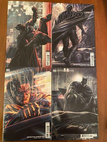 Comics DC (Batman, Justice League)