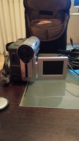 Video câmara Samsung