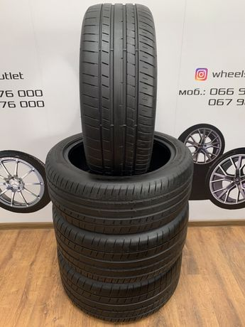 Летняя резина Dunlop SP Sport MaxxRT2 255/45 R20, 285/40 R20