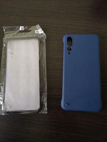 Чехол бампер Huawei p20 pro