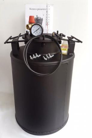 Автоклав бытовой 24 поллитровых 10 литровых