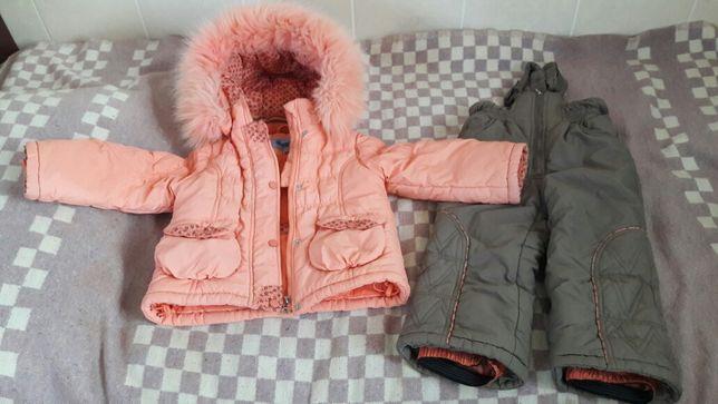 Куртка и тёплые штаны Dolino Долино