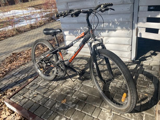Велосипед Pride Brave 24'