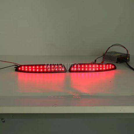 светодиодный задний стоп-сигнал светильник для BMW E70 E71 X5 2007-201
