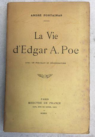 Edgar Poe: biografia + Histórias Extraordinárias (port. e francês)