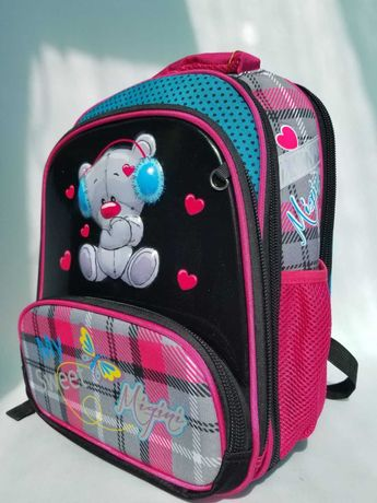 школьный каркасный рюкзак модель  6602