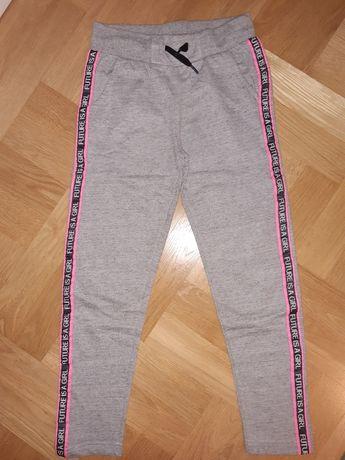 Smyk spodnie dresowe 140