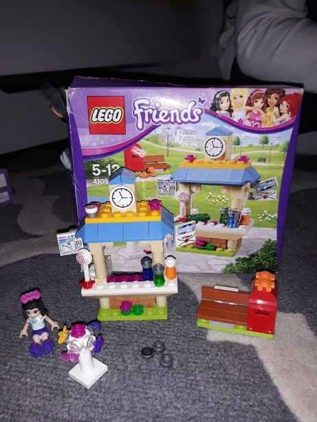klocki lego fiends 4109