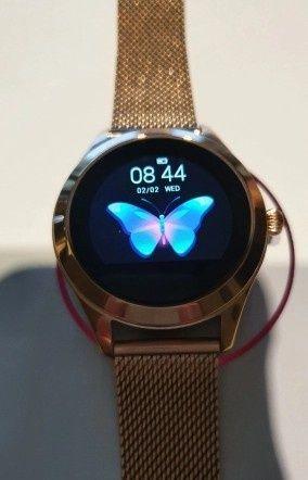 Smartwatch zegarek damski pulsometr krokomierz android GRATIS wysyłka