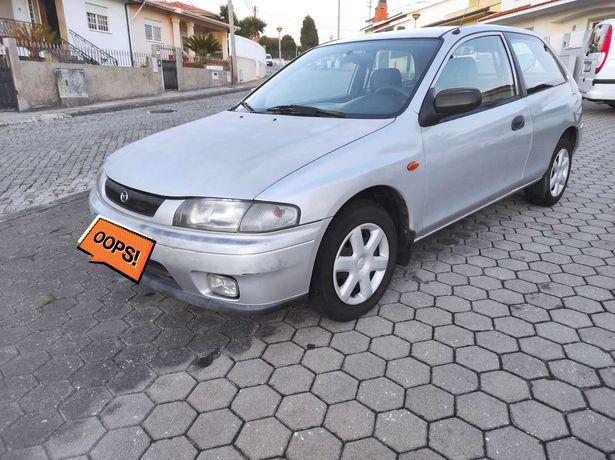 Mazda 323 Van Dissel