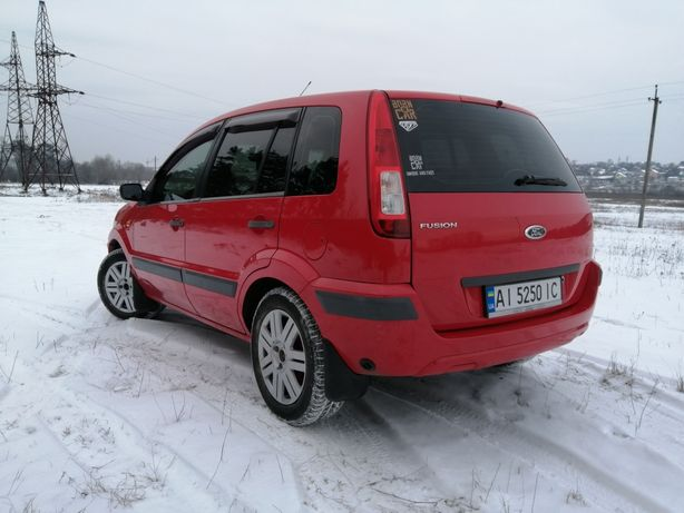 Ford Fusion 1,25 2005