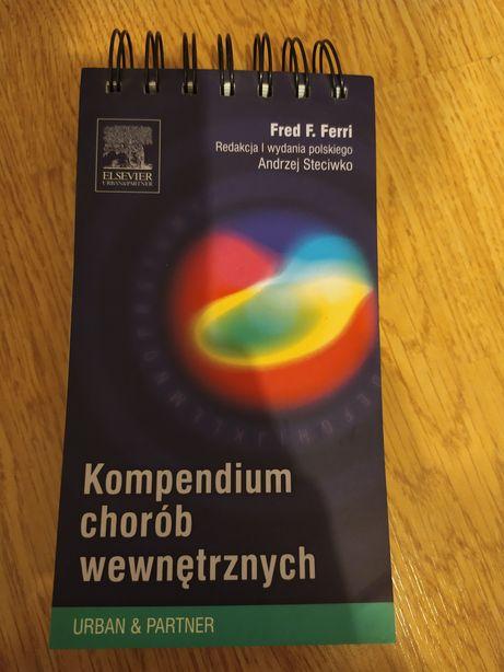 Kompendium chorób wewnętrznych F. Ferri