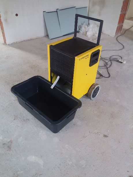 Wynajem osuszaczy powietrza Osuszacz powietrza wydajnosc do 150 l/24