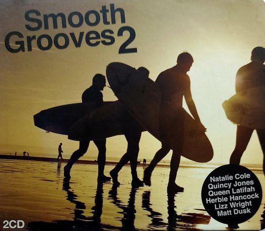 Smooth Grooves 2 2CD 2009r Herbie Hancock Eliza Lumley Basia Matt Dusk