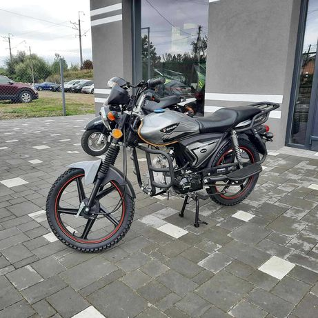 Скутер, мопед, мотоцикл Spark Альфа 125 кубів, НОВИЙ