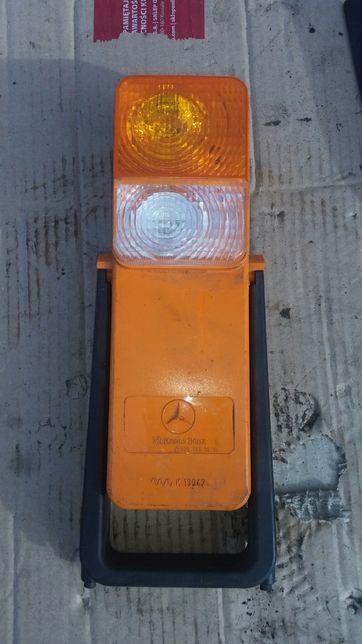 Lampka ostrzegawcza mercedes